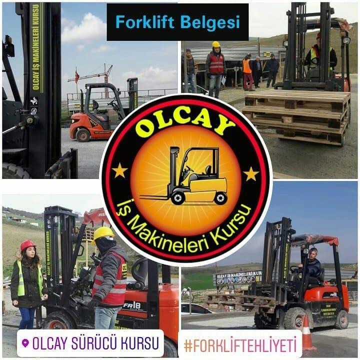 Forklift ehliyeti ücreti Forklift belgesi alın meslek sahibi olun