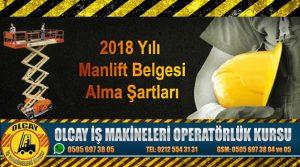 manlift, manlift operatorü, menlift, makaslı platform